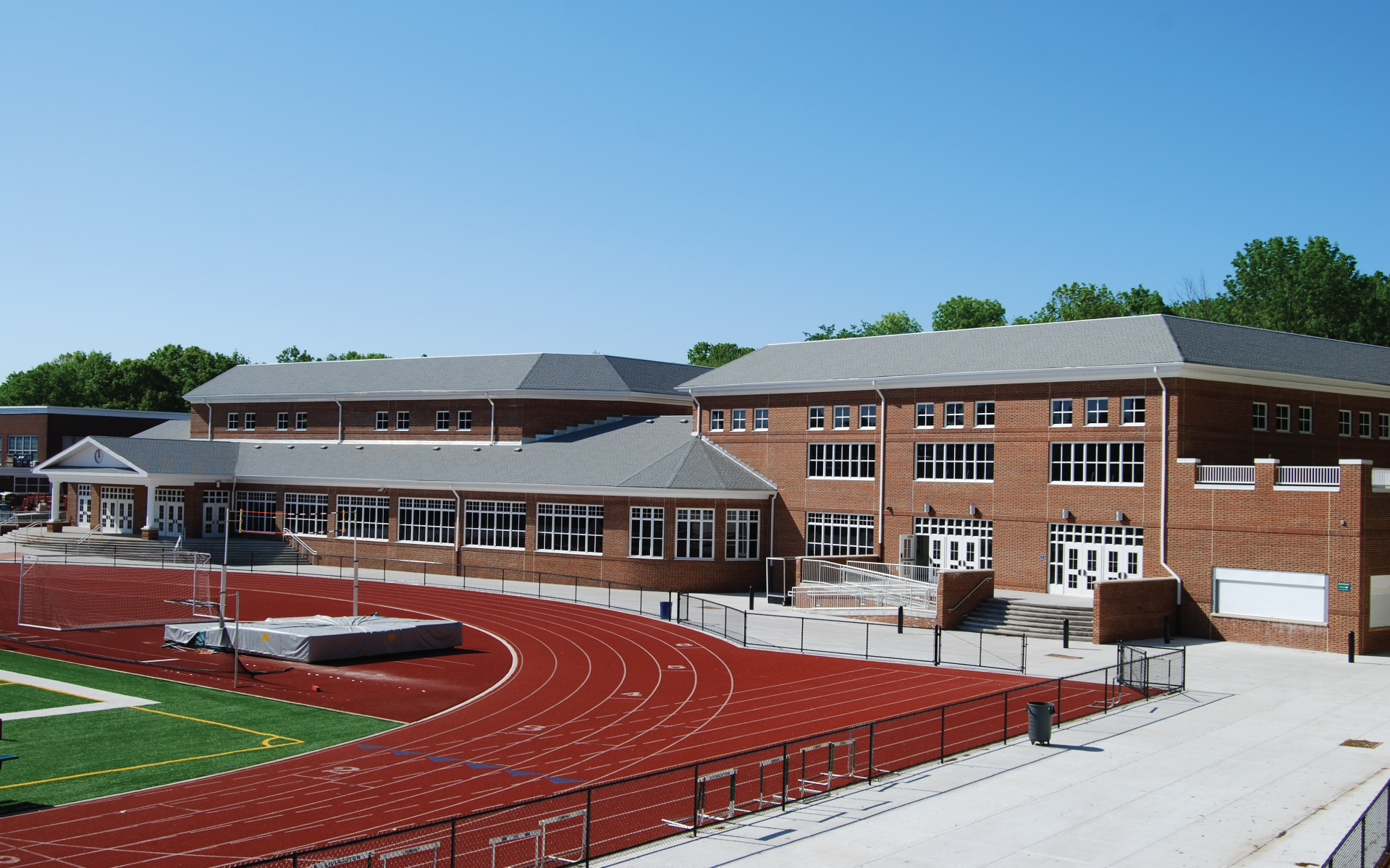 Livingston High School Athletic Complex