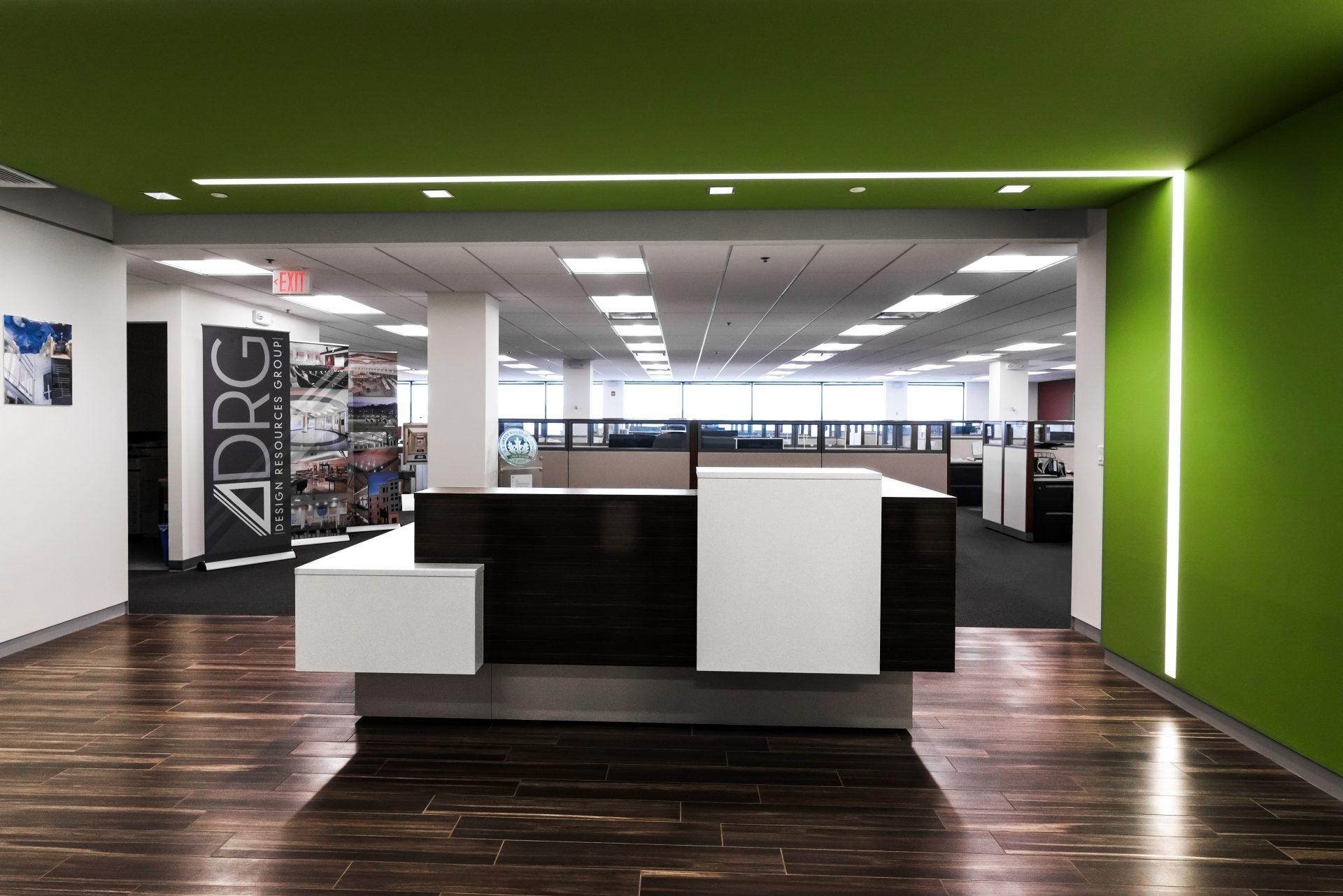 DRG Interiors - Design Resources Group