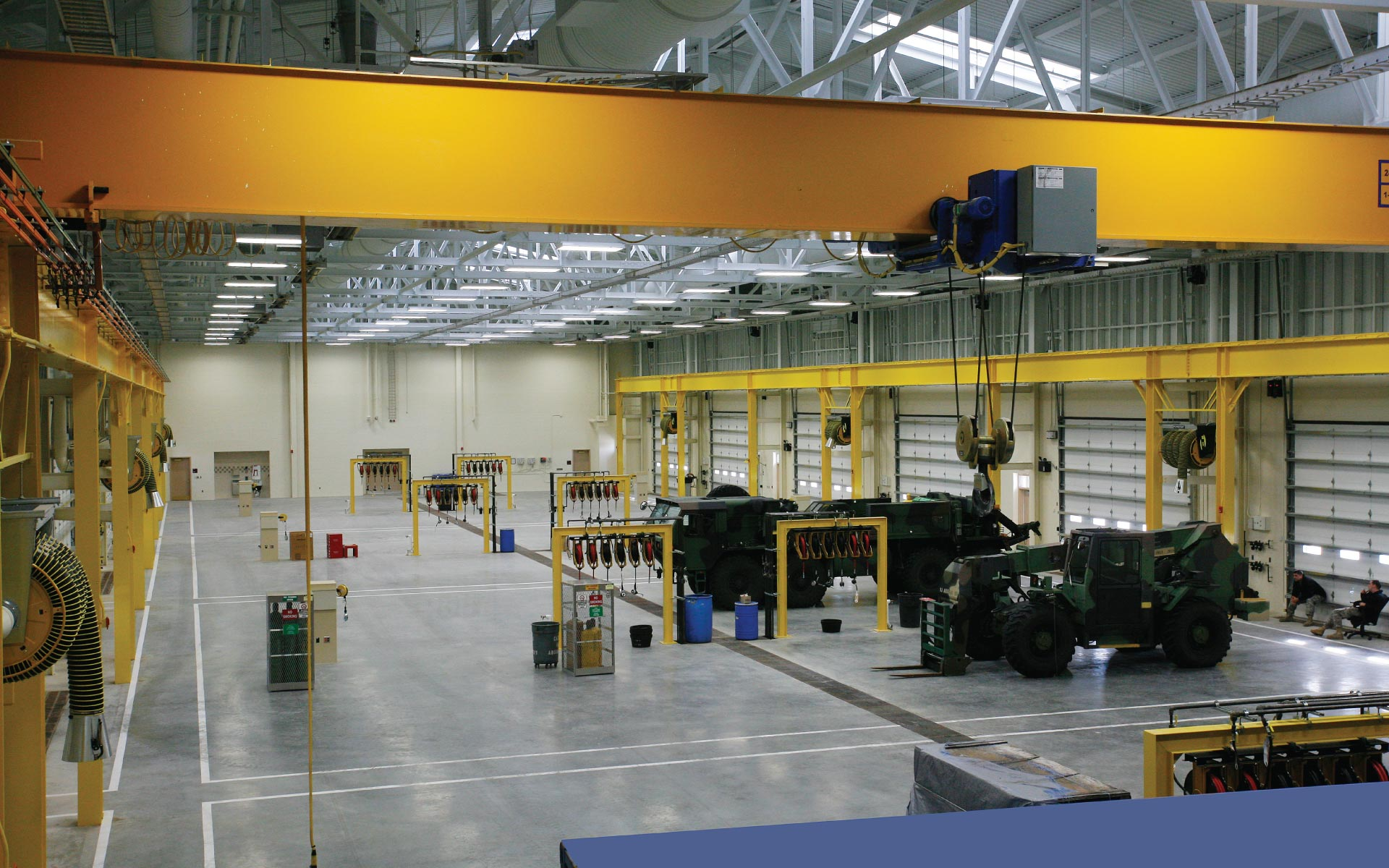 Unit Training Equipment Site