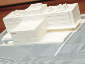 3D Printing Architecture Models Engineering