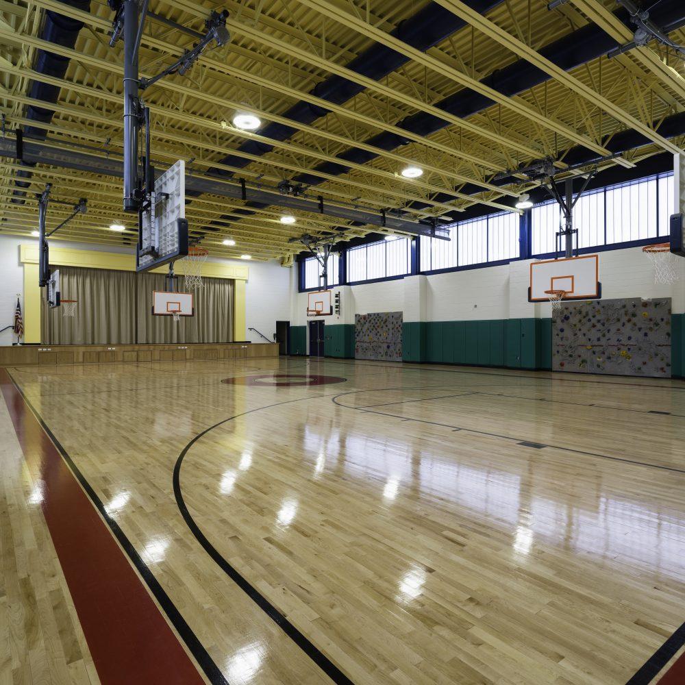 Elizabeth Avenue School Gym B