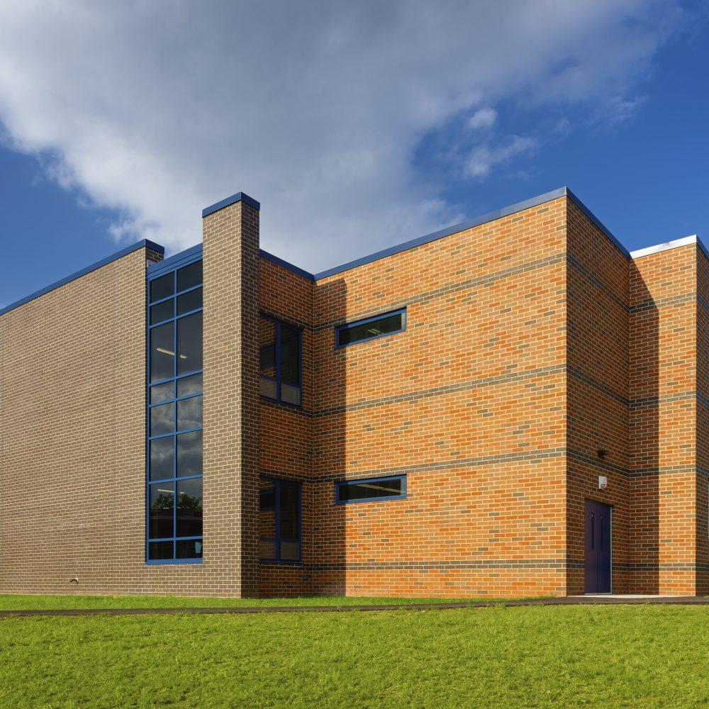 Elizabeth Avenue School Addition D