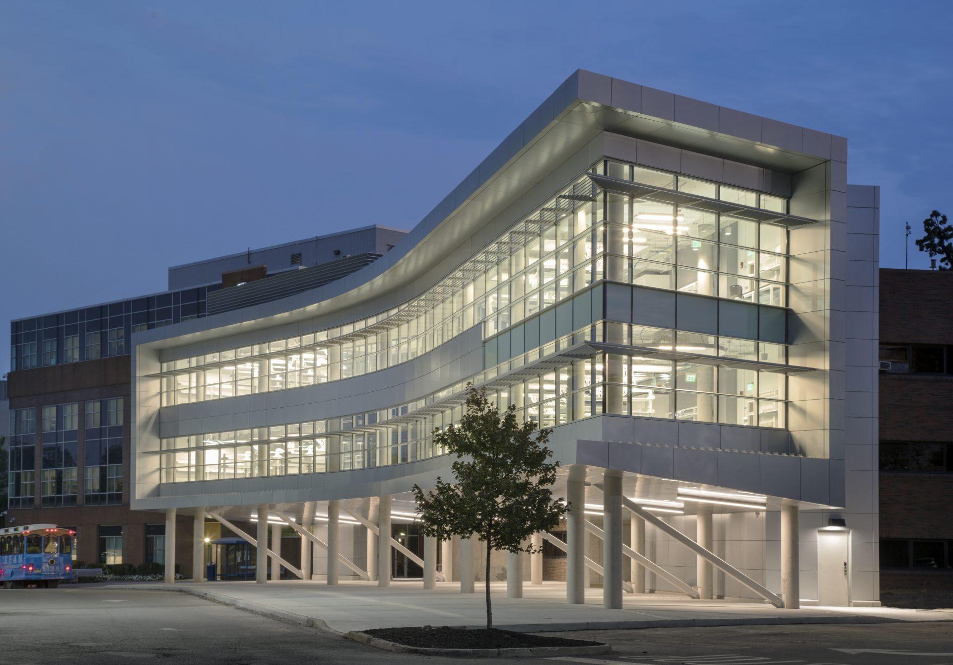 Kean University Science Building